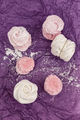 marshmallow colored fruit - PhotoDune Item for Sale