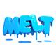 Melting 3D Title - 3DOcean Item for Sale