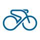 Infinity Bike Logo - GraphicRiver Item for Sale