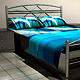 Wrought Iron bed - 3DOcean Item for Sale