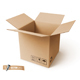 Vector Realistic Cardboard Box - GraphicRiver Item for Sale
