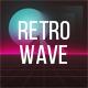 Retro Wave Logo - AudioJungle Item for Sale