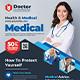 Health & Medical Doctors Flyer - GraphicRiver Item for Sale