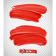 Vector Realistic Paint Brush Strokes - GraphicRiver Item for Sale
