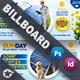 Solar Energy Billboard Templates - GraphicRiver Item for Sale