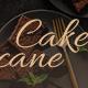 Cakecane – Cake & Pastry Elementor Template Kit - ThemeForest Item for Sale