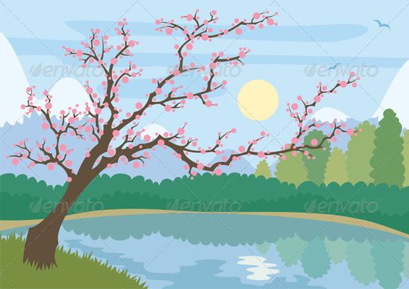 Unduh 880 Koleksi Wallpaper Animasi Bunga Sakura Foto Gratis Terbaru