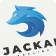 Wolf Jackal - Logo Template - GraphicRiver Item for Sale