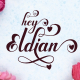 hey Eldian - GraphicRiver Item for Sale