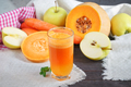 Fresh juice, mix fruits and vegetable. Healthy food - PhotoDune Item for Sale