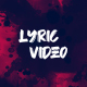 Lyric Video Template | Grunge Style - VideoHive Item for Sale