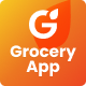 Gmart   Groceries Mobile UI Screens Figma Template - ThemeForest Item for Sale