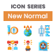 80 New Normal Icons   Astute Series - GraphicRiver Item for Sale