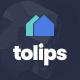 Tolips - Real Estate WordPress Theme - ThemeForest Item for Sale