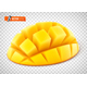 Vector Realistic Mango - GraphicRiver Item for Sale