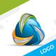Dynamic Tech - 3D Logo - GraphicRiver Item for Sale