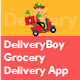 Freshly IOS - Native Grocery Delivery Boy IOS App - CodeCanyon Item for Sale