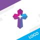 Holy Cross Logo - GraphicRiver Item for Sale