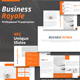 Business Royale Keynote Template - GraphicRiver Item for Sale