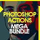 Handpicked Photoshop Actions Mega Bundle - GraphicRiver Item for Sale
