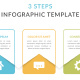 3 Steps - Infographic Template - GraphicRiver Item for Sale