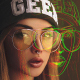 Ethereal Colorful Ghostly Outlines Photo Action Effect - GraphicRiver Item for Sale