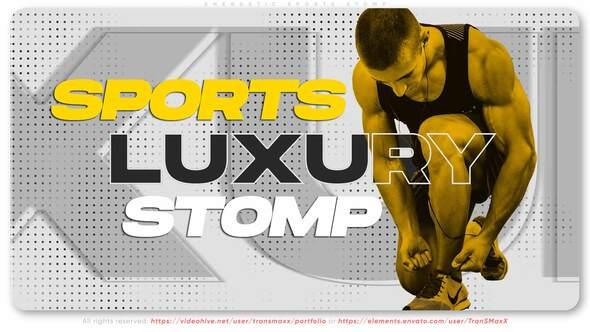 Sport Shocker. Stomp Promo