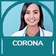 Corona | Medical Pharmacy WooCommerce WordPress Theme - ThemeForest Item for Sale