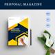 Proposal Magazine - GraphicRiver Item for Sale