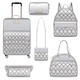 Vector Baggage Silver Set - GraphicRiver Item for Sale