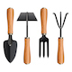 Vector Mini Gardening Tools - GraphicRiver Item for Sale