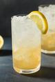 Boozy Refreshing Lemon Rum Collins - PhotoDune Item for Sale