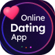 Destined   A Dating App UI Figma Template - ThemeForest Item for Sale