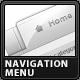 Sleek Navigation Menu - GraphicRiver Item for Sale