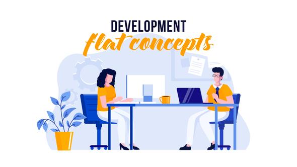 Development - Flat Concept