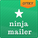 Ninja Mailer - Premium Email Template - ThemeForest Item for Sale