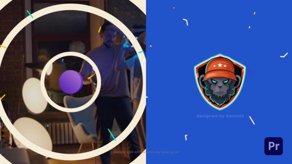 Flat Search Logo Opener 3