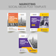 Corporate Marketing Social Media Post Banner Template - GraphicRiver Item for Sale