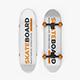 Skateboard Mockup Template Set - GraphicRiver Item for Sale
