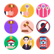 50 Auction House Icons - GraphicRiver Item for Sale