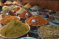 Spices market in Yehuda Mahane, Jerusalem, Israel - PhotoDune Item for Sale