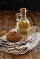Raw Flax seeds and oil - PhotoDune Item for Sale