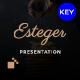 Esteger Delight Keynote Template - GraphicRiver Item for Sale