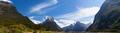 Milford Sound Mitre Peak Fiordland NP New Zealand - PhotoDune Item for Sale