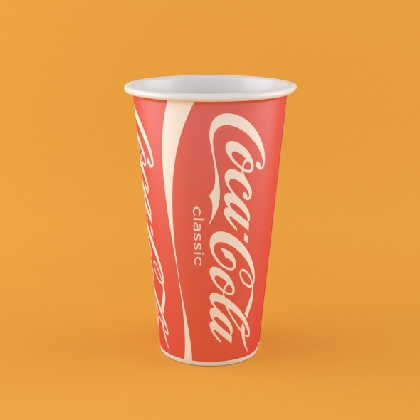 Cola CG Textures & 3D Models from 3DOcean