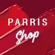 Parris - Beauty and Makeup Shop - ThemeForest Item for Sale