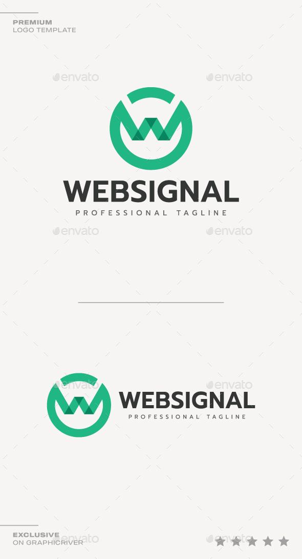 Web Signal Logo