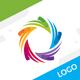 Star Printing Logo - GraphicRiver Item for Sale