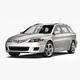 Mazda 6 Sport Wagon 2004 - 3DOcean Item for Sale