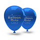 Balloon 3D Mockup Template Vol 2 - GraphicRiver Item for Sale